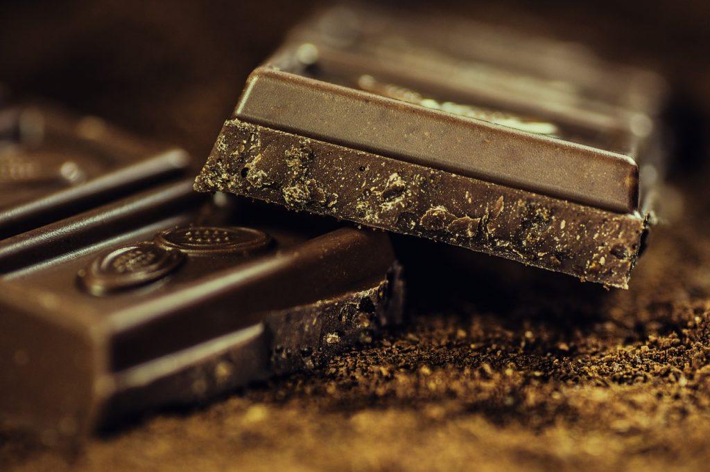 Gorzka czekolada i jej prozdrowotne działanie