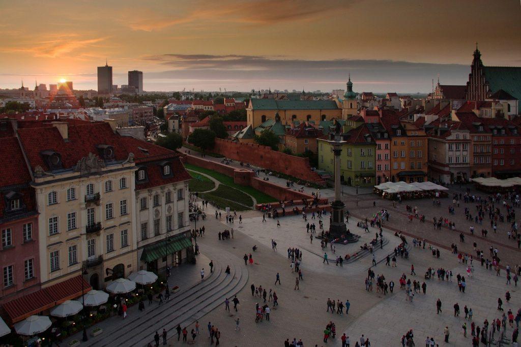 Warszawa – daj się skusić! Krótki przewodnik na weekendowy wypad
