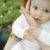 Jak pielęgnować buzię niemowlaka