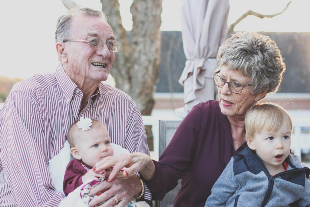 Pomysł na prezent dla Babci i Dziadka