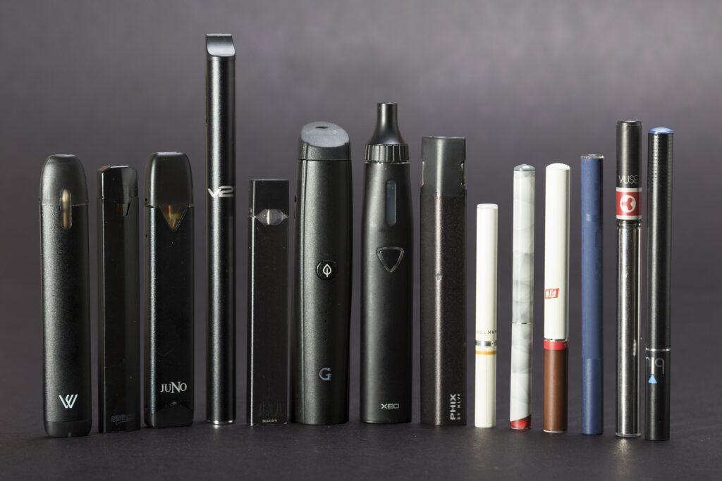 E papieros – jak wybrać baterię i clearomizer